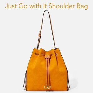"Shoulder Bag ""Just Go With It"" 👜🆕️"